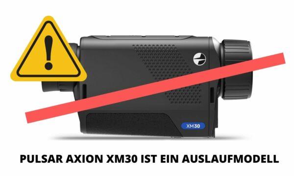 Pulsar Axion XM30 Auslaufmodell