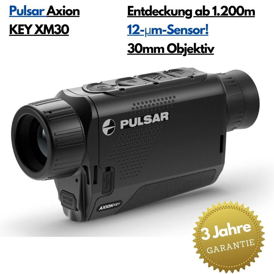 Pulsar Axion XM30 Key Wärmebildkamera