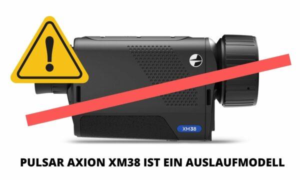 Pulsar Axion XM38 Auslaufmodell