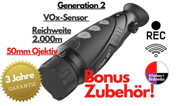 Xeye E6 Pro - Wärmebildkamera für die Jagd