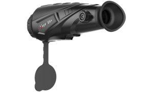 Xeye Thermal E6 + Wärmebildkamera - Produktfoto seitlich von hinten