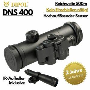 Dipol DN400 Digital inkl. Strahler