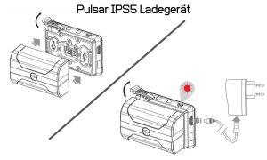 Pulsar IPS5 Ladegerät