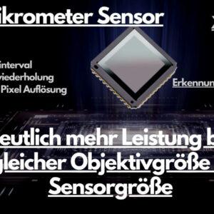 12 Mikrometer Sensor