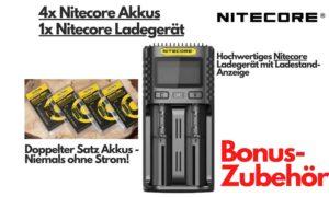 Infiray Xeye CL42 | Inkl. Ladegerät & Akkus (Neues Modell 2020)
