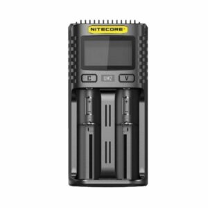 Nitecore UM2 USB Ladegerät Produktfoto - Venari Jagdtechnik (7)