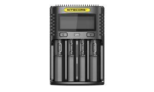 Nitecore UM4 USB-Ladegerät - Venari Jagdtechnik