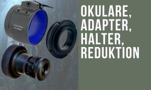 Okulare, Adapter - Venari Jagdtechnik