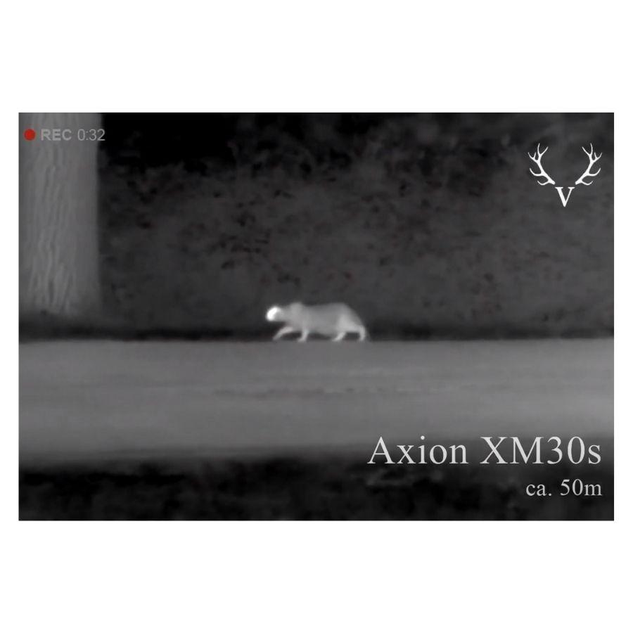 Pulsar Axion XM30s - Thumbnail Testaufnahmen