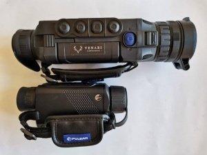 Größenvergleich: XM30s vs XP50 Helion 2