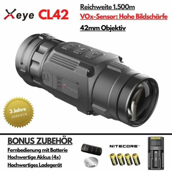 Xeye CL42 Wärmebildvorsatzgerät (2)