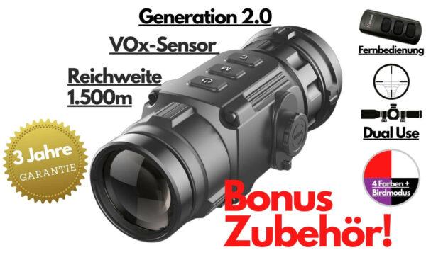 Xeye CL42 Wärmebildvorsatzgerät - VENARI (4)