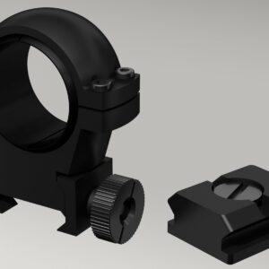 Laserluchs Bracket 25,4mm