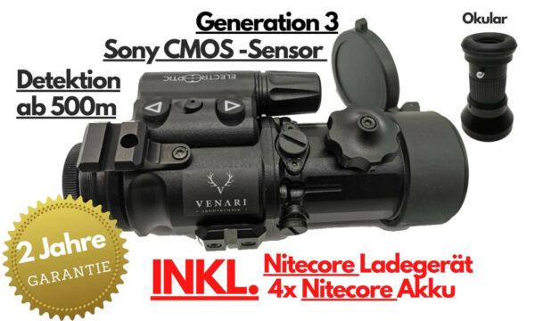 Nivex 356 Plus - Digitales Nachtsichtgerät - VENARI