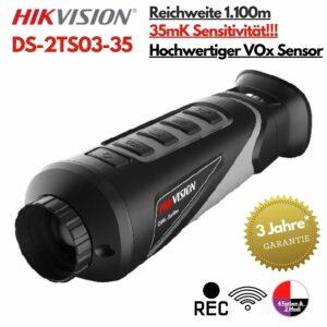 HIK Vision (DS-2TS03-35) Wärmebildkamera