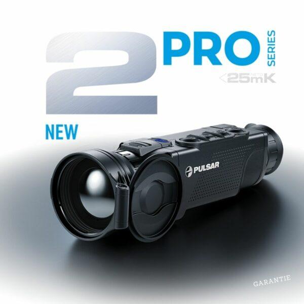 Pulsar Helion 2 XP50 Pro (2021) | NEUHEIT mit <25µK NETD