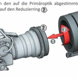 Nitehog TIR-M50XC Caiman X-CORE