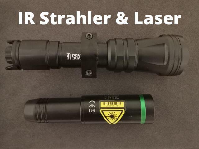 IR Strahler für Nachtsichtgeräte (1)