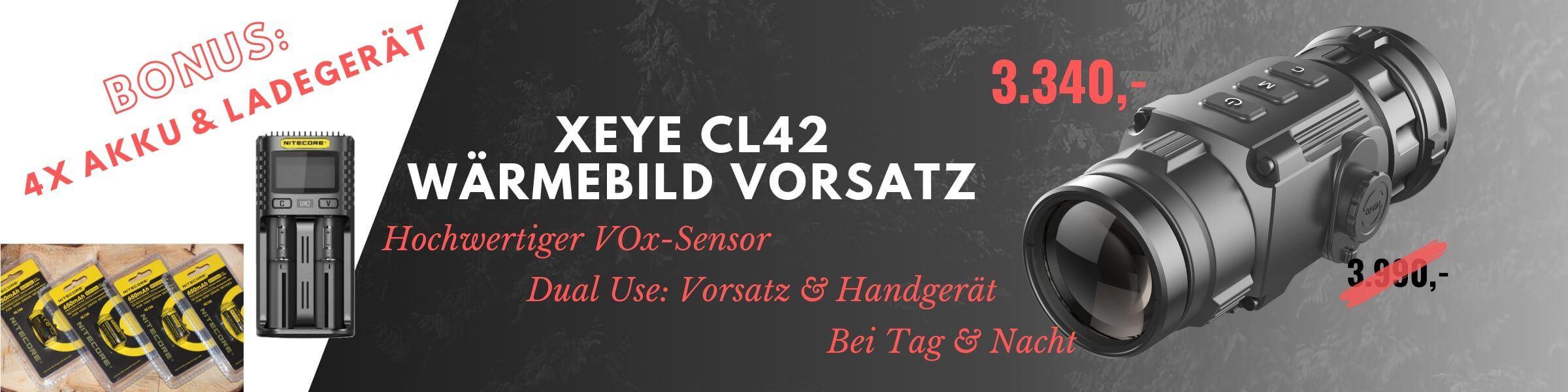 Angebot Juli 2020 - CL42 von Xeye