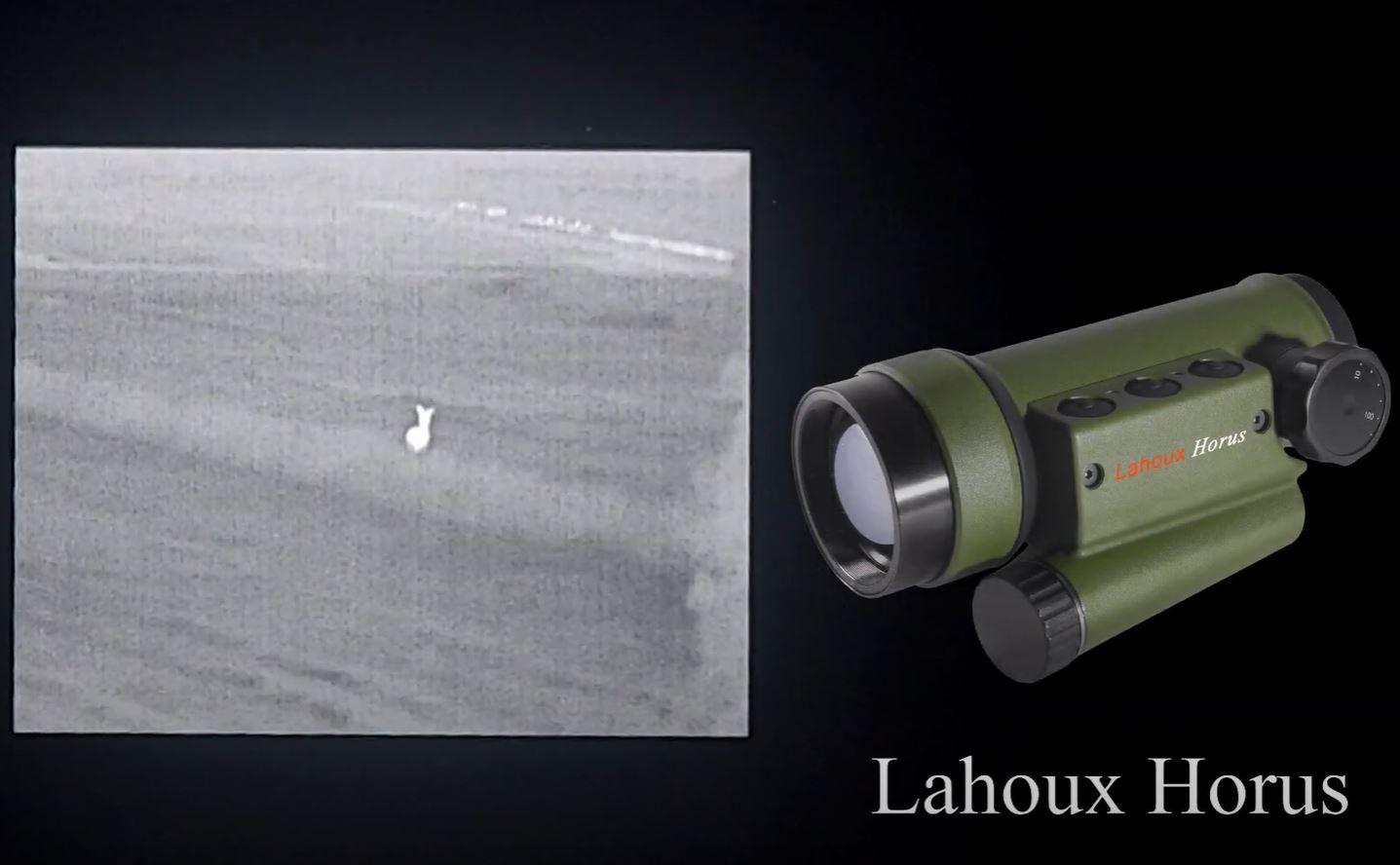 Lahoux Horus - Aufnahmen