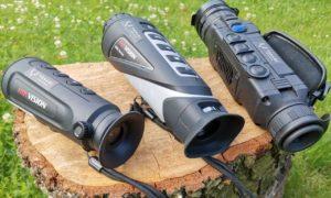 Wärmebildgeräte Jagd - Test 2020 - Thumbnail