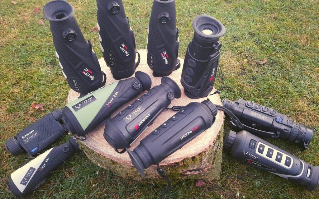 Wärmebildgeräte Jagd - Test 2021 - Thumbnail