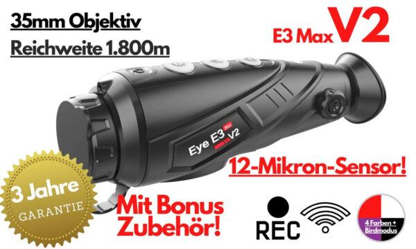 Xeye E3 Max V2.0 - Wärmebildkamera
