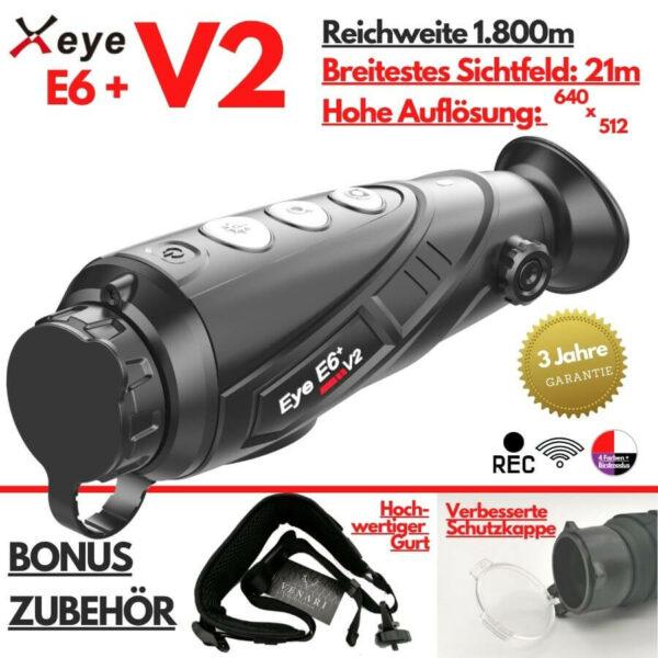 Xeye E6+ Plus V2 Wärmebildkamera Angebot