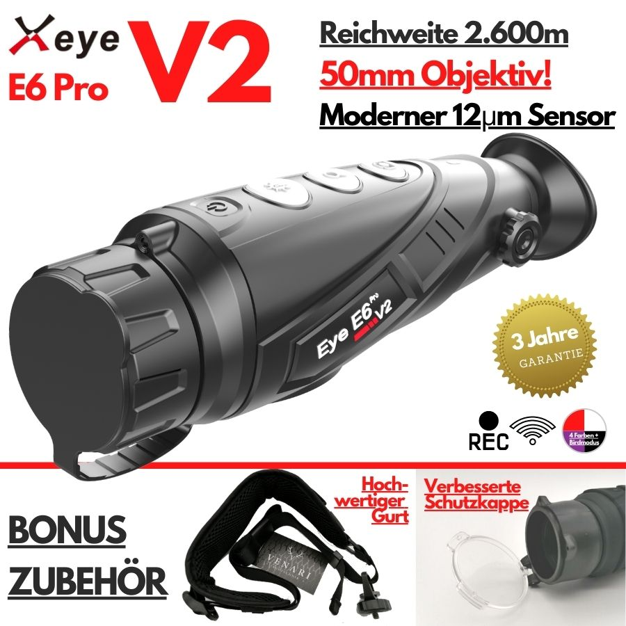 Xeye E6 Pro V2.0 Wärmebildkamera