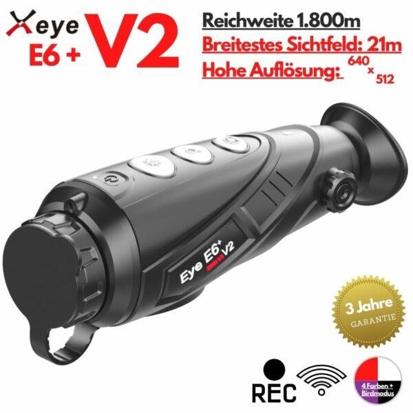 Xeye E6+ V2 Wärmebildkamera
