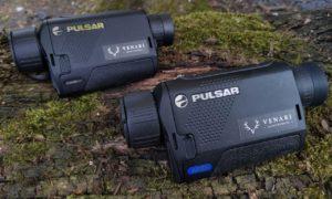Pulsar Axion Wärmebildkameras