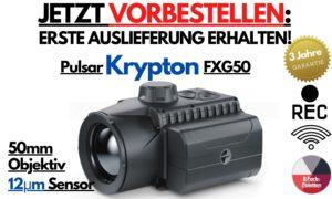 Pulsar Krypton FXG50
