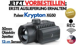 Pulsar Krypton XG50 Beobachtungsgerät