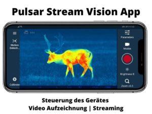 Pulsar Stream Vision