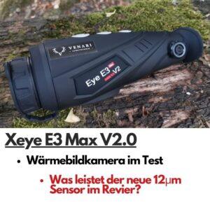 Xeye e3 Max V2 Test und Erfahrungen