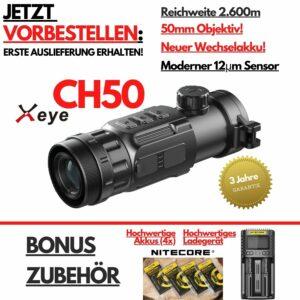 Xeye CH50 Wärmebildvorsatzgerät - 900 900