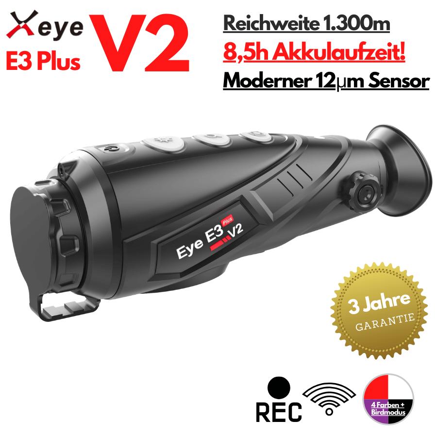 Xeye E3 Plus V2.0 Wärmebildkamera (1)
