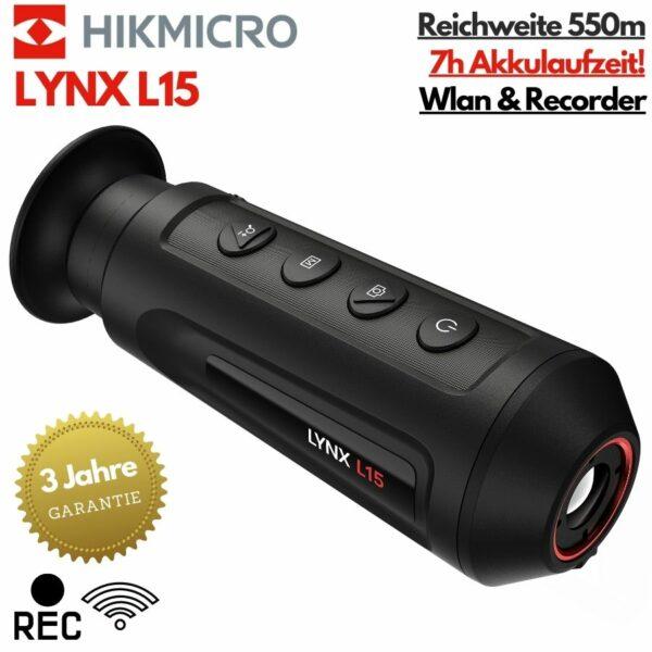 HIKmicro Lynx L15 Wärmebildkamera