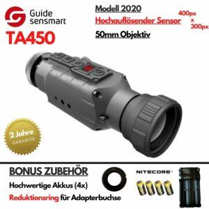 Guide TA450 Wärmebild Vorsatzgerät
