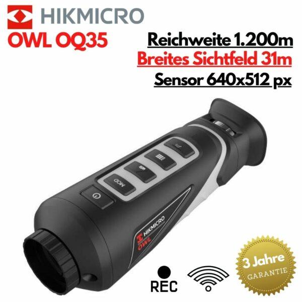 HIKMICRO OWL OQ35 Wärmebildkamera