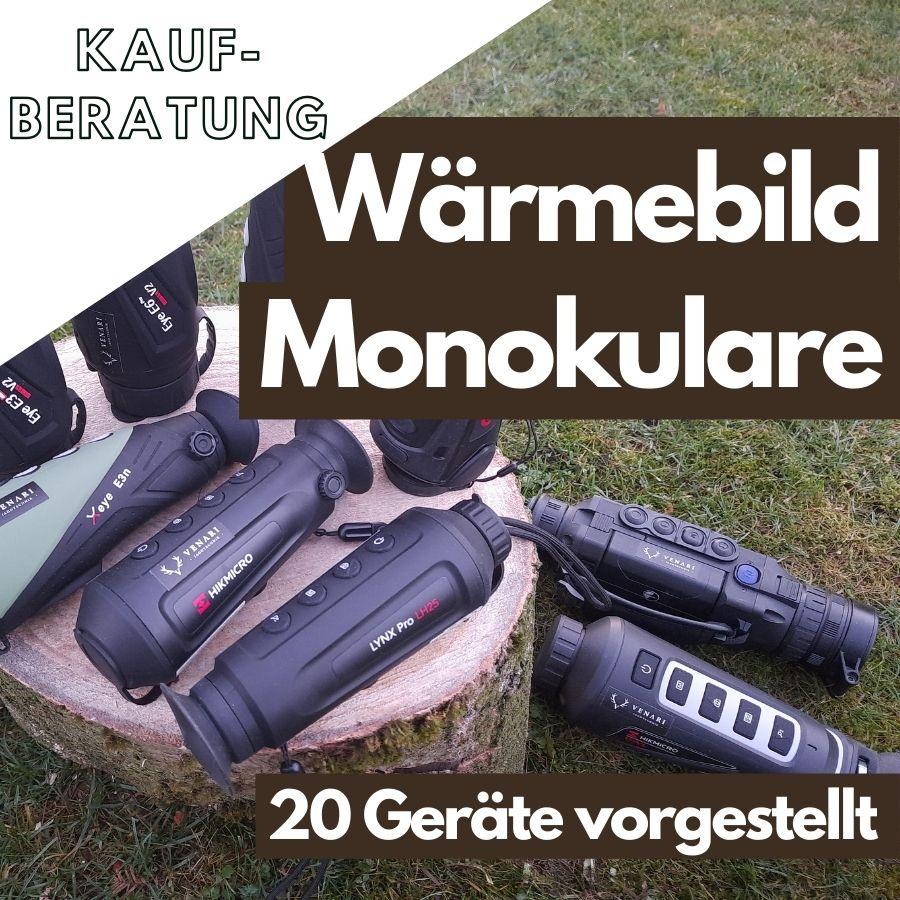 Wärmebildkamera Jagd Kaufberatung Test Thumbnail