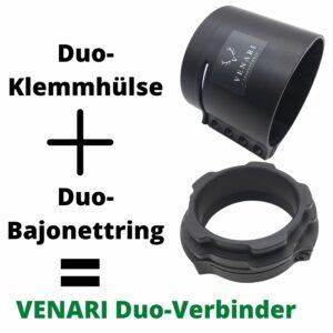 VENARI Duo-Verbinder (Klemmhülse)